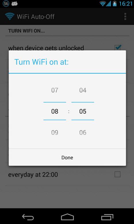 WiFi-auto-off-tiempos