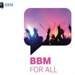 BlackBerry anuncia que BBM para Android estará disponible este 21 de Septiembre