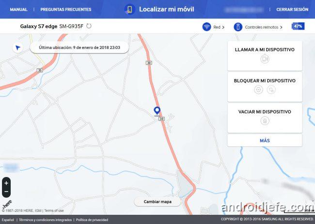 App para localizar celular windows phone