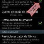 Enviar las claves WiFi de tu Android a Google quizá no es buena idea