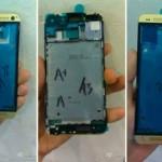 Se filtra el HTC One dorado, justo después del anuncio del iPhone 5S