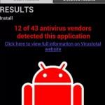VirusTotal para Android puede detectar si hay aplicaciones con virus