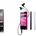 Walkman ZX1 y F880 Series: Los nuevos Android de Sony