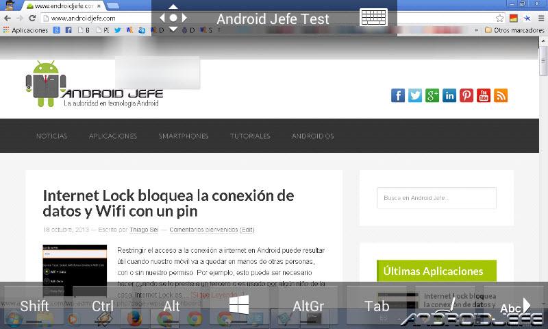 Microsoft Remote Desktop: Control de Windows desde Android