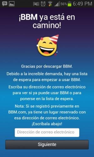 bbm-para-android-lista-de-espera