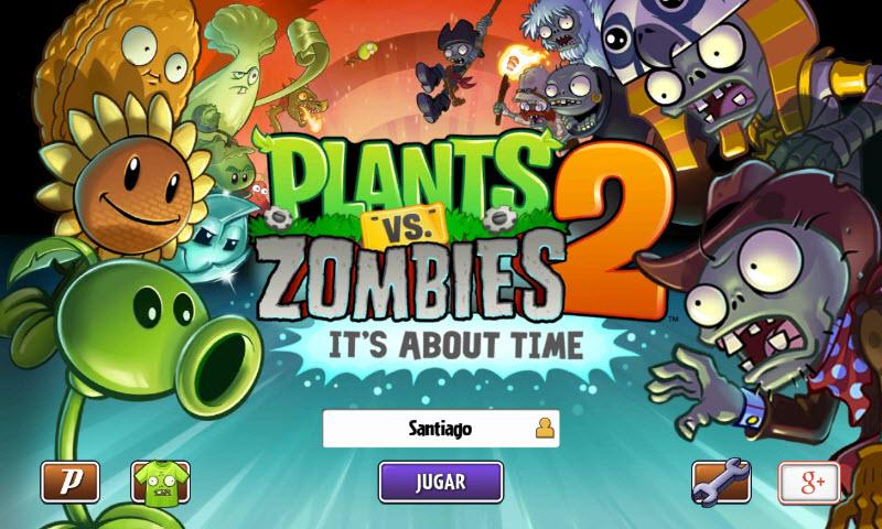 Plants Vs Zombies 2 Descargar Google Play Gratis Apk Full