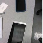 Fotos del HTC One Max junto al iPhone 5 filtradas por empleado de Verizon