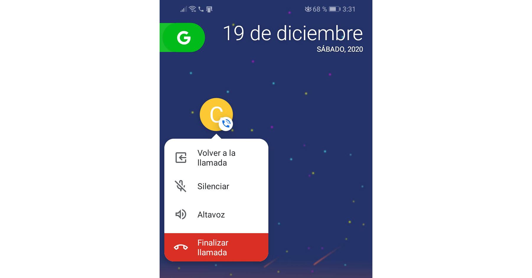 Cómo minimizar llamadas a una «burbuja de chat» estilo Messenger