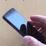 Vídeo del Nexus 5 filtrado: Siete minutos sobre software y hardware
