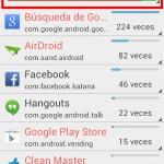 Wakelock Detector descubre las aplicaciones de Android que más batería usan [Actualización: SIN root]