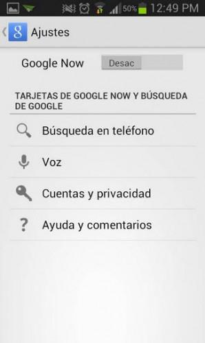 ajustes-google-now