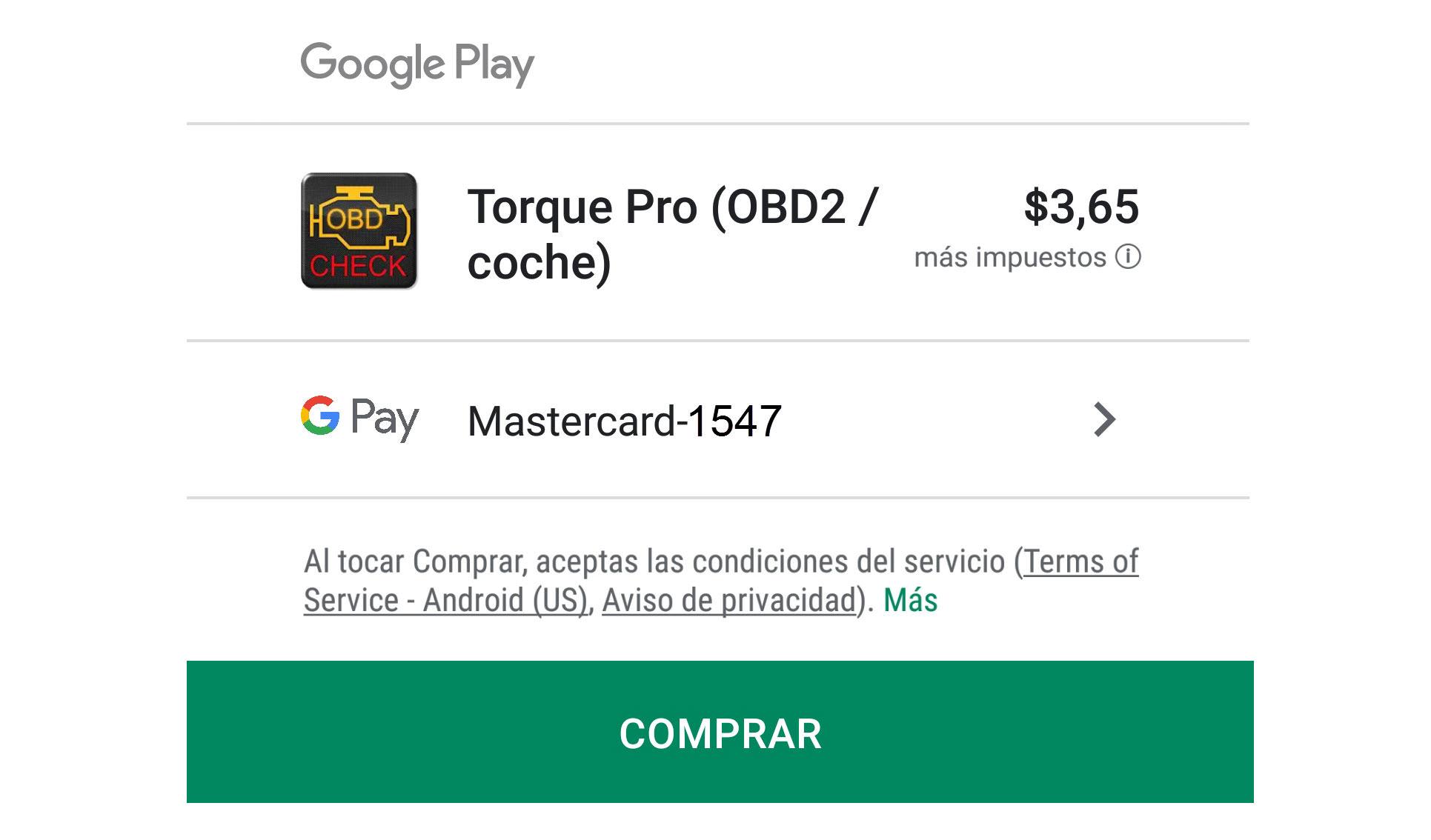 3 conceptos básicos de comprar juegos y APPS en Play Store