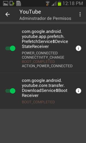modificar permisos aplicacion android sd maid
