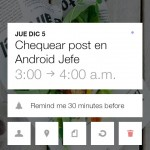 Cal: El calendario para Android de Any.Do, ya en Google Play