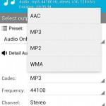 Format factory: La aplicación para convertir audio y vídeo en tu Android