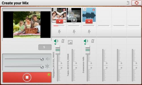 Creando video con trakax
