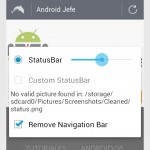 ScreenshotCleaner edita en lote las capturas de pantalla de Android