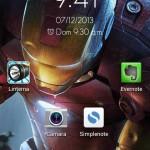 Cambia el wallpaper de Android en una sacudida con Shake It