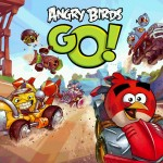 Angry Birds GO! ya disponible en Google Play: Pájaros y cerdos, ahora sobre ruedas