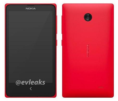 Normandy el primer móvil Android de Nokia