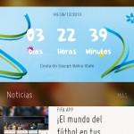 Aplicación oficial de la FIFA para Android, ya en Google Play y a tiempo para el mundial