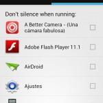 Apaga automáticamente el sonido de las notificaciones cuando estás usando tu Android, con Shush