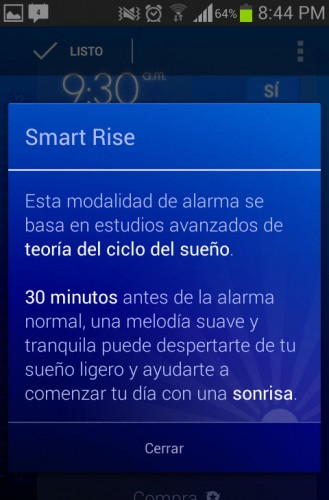 Smart Rise Timely Android