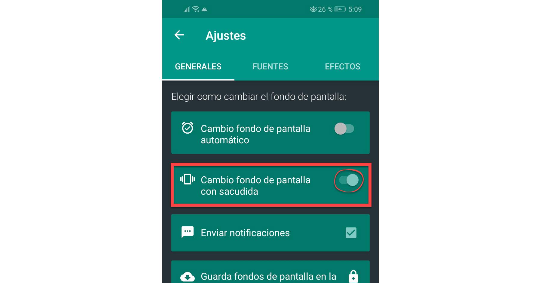 Cómo cambiar el «wallpaper» de Android manual y automáticamente