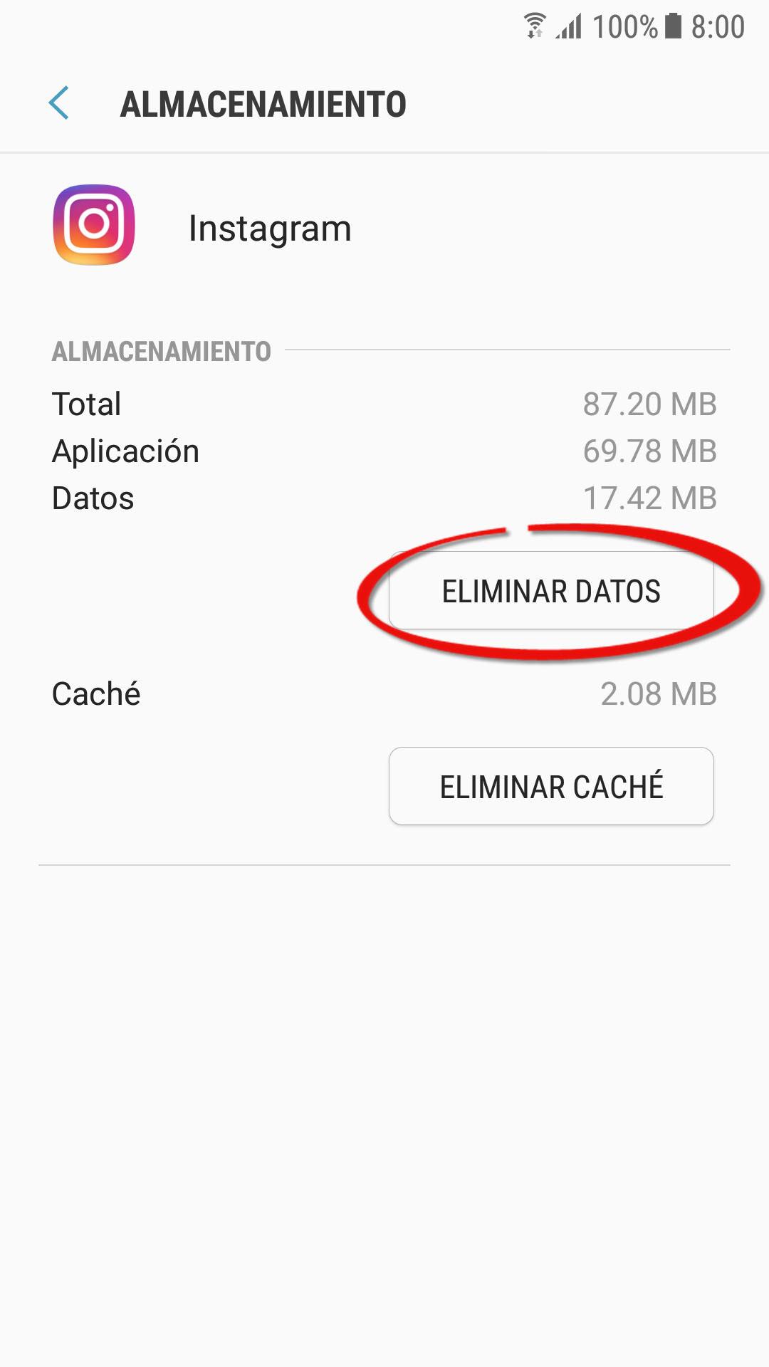 Cómo reiniciar una aplicación o juego en Android (resetear ...