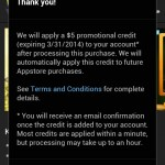 GRATIS: Compra una aplicación Android en la Amazon App Store, con estos 5 dólares de crédito