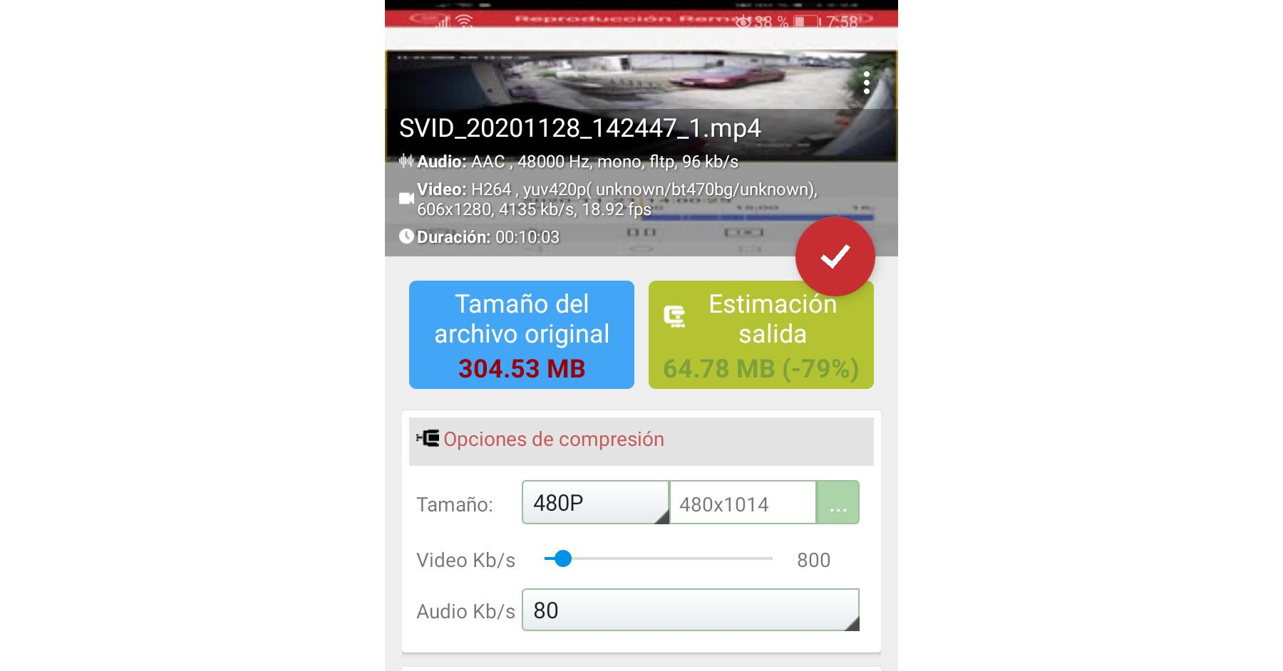 Format Factory: Conversión, recorte, compresión, edición de audio y video en Android
