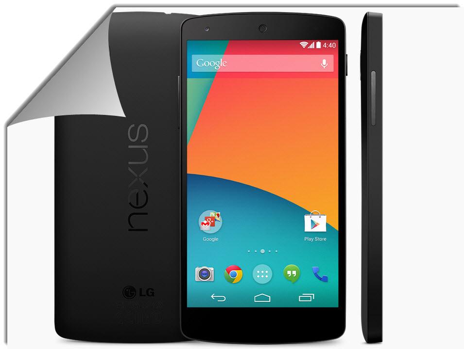 Nexus 5: Toda la información del mejor Android de la historia