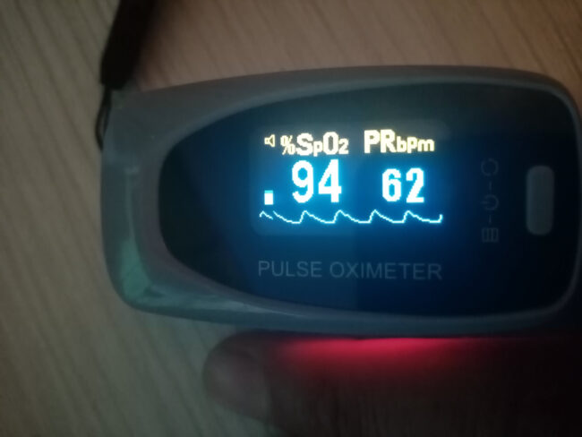 pulsimetro medida