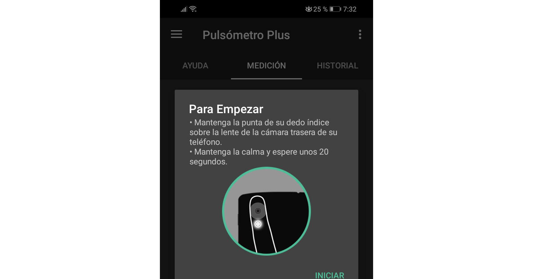 Son confiables las APPS para medir el ritmo cardíaco con el celular?