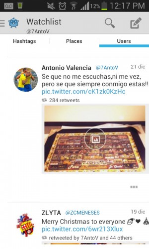Tweetr Plus imagenes incrustadas en tweets
