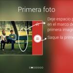 Groopic: Agrega a la persona que toma la foto en tus recuerdos