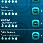 Swearport, generador de insultos en todos los idiomas para Android