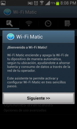 Wifi matic tutorial