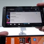 HTC One Boom Sound vs Xperia Z2 Estéreo-Parlantes [Vídeo]