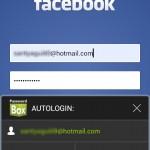 """PasswordBox: Administración de contraseñas en Android y """"Login en 1 Tap"""""""