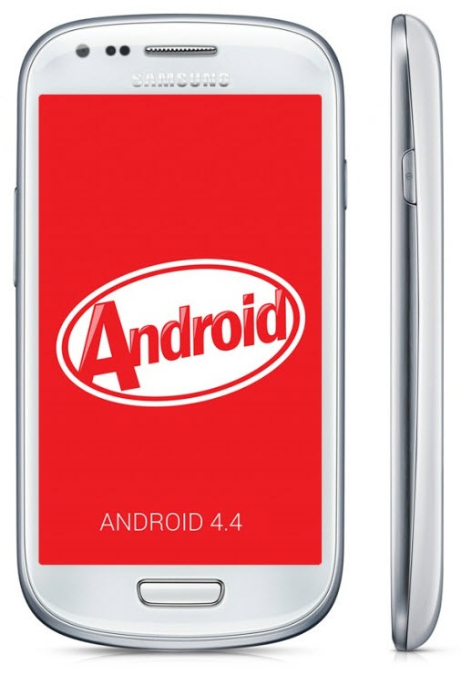 s3 mini android 4 4 kitkat