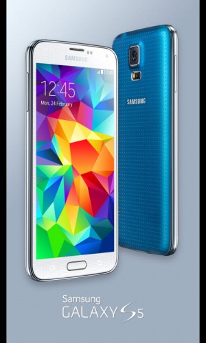 Samsung galaxy s5 experience
