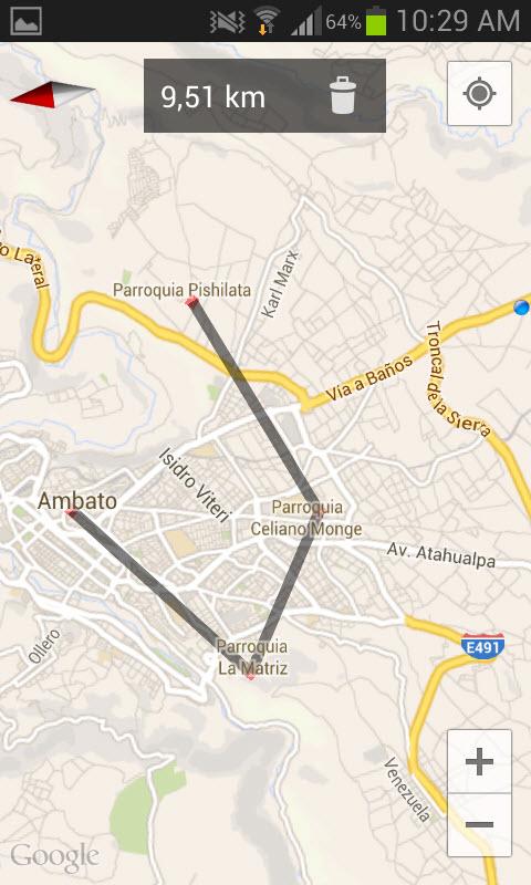 Cómo medir o calcular distancias en Google Maps con Maps Measure