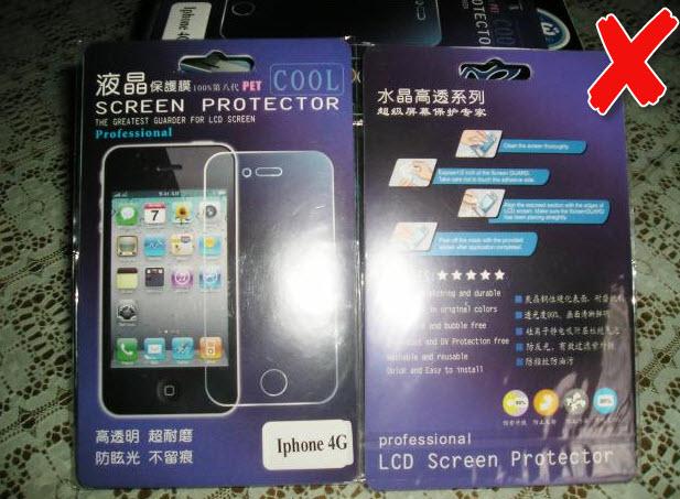 7 consejos para comprar MICA o protector de pantalla