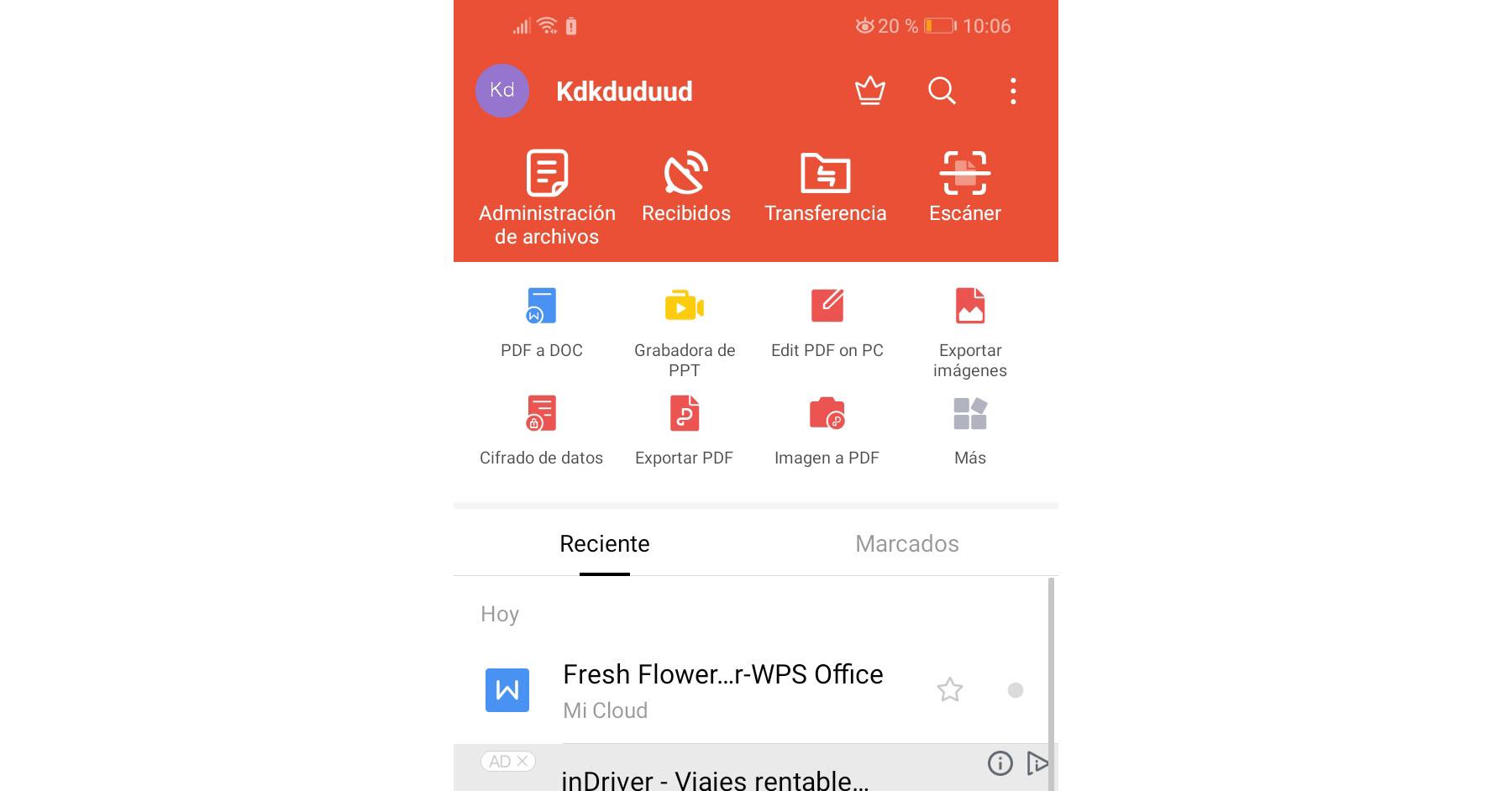 WPS Office, un mal sucesor de Kingsoft Office