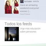 Socialife Noticias, lector de feeds de los Sony Xperia, se abre a otros Android