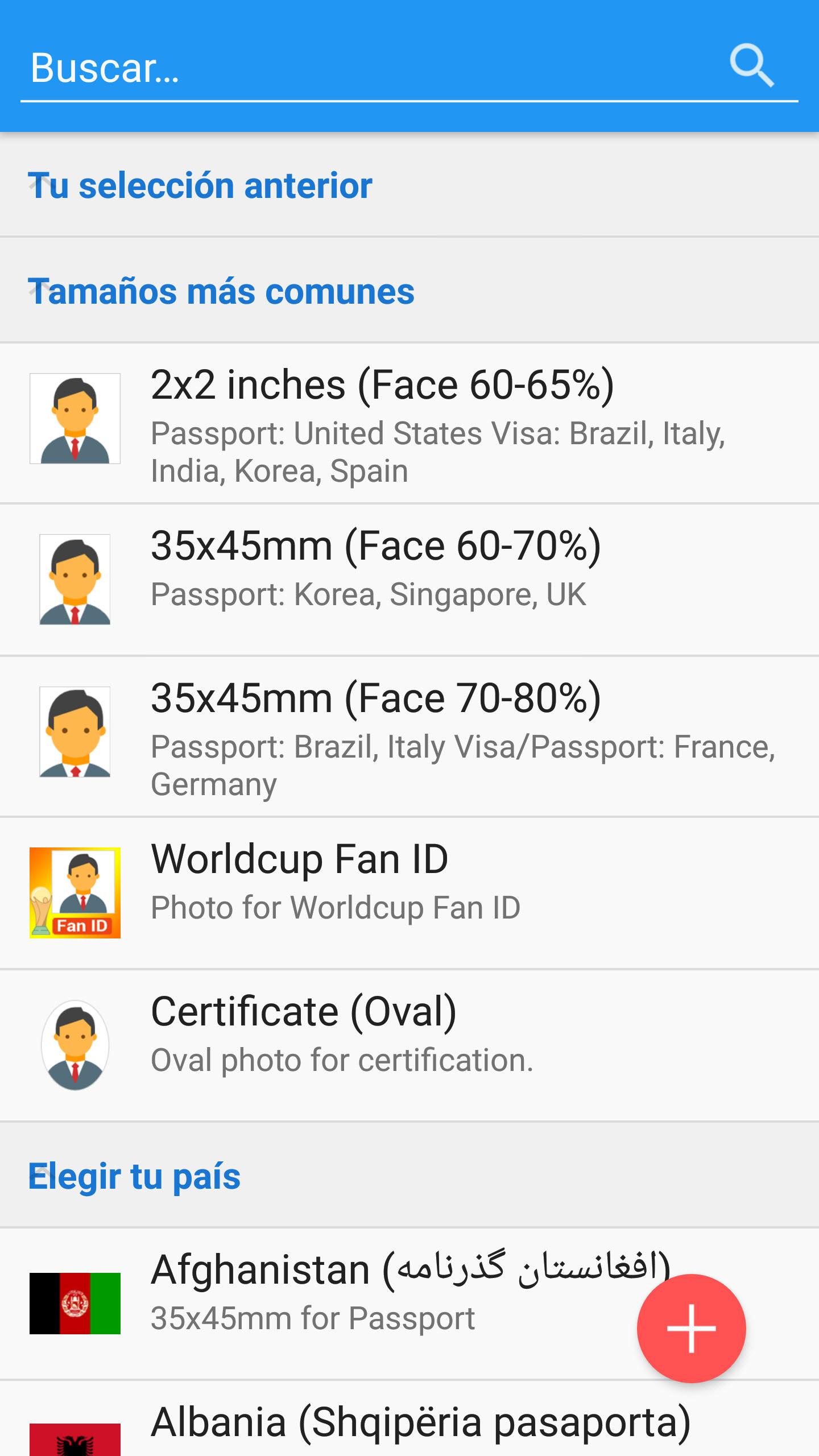 Fotos Tamaño Pasaporte Medidas Y Cómo Hacer Android Jefe