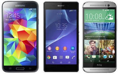el mejor smartphone 2014