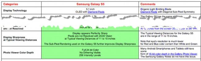 mejor pantalla smartphone