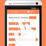 Por si me espían por WhatsApp, uso Confide: Autodestrucción de SMS y más